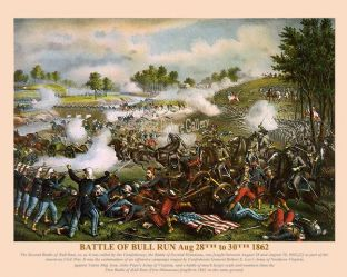 Bull Run - (2nd) Aug 28th to 30th 1862